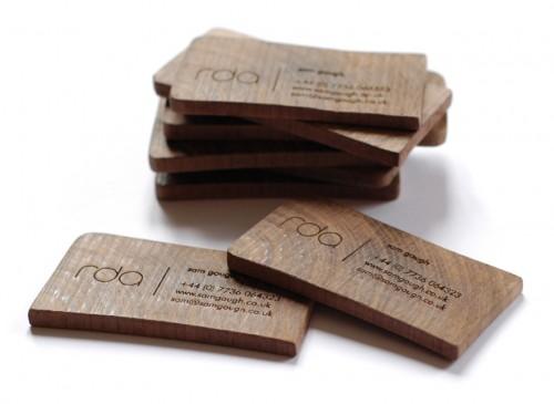 cartes commerciales bois 4