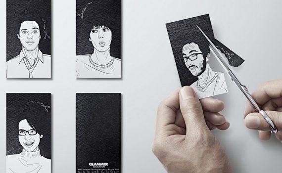 cartes originales coiffure 5