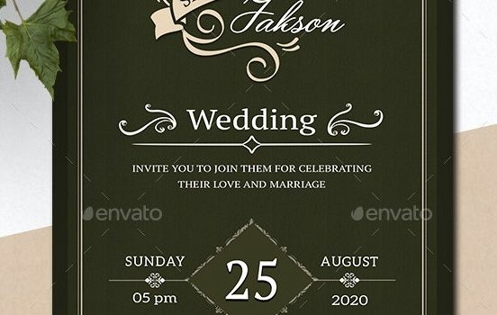 Carte Invitation 8