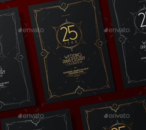 carte invitation élégante 7