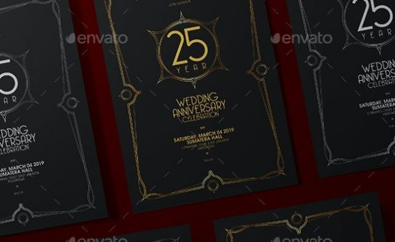 carte invitation élégante 16