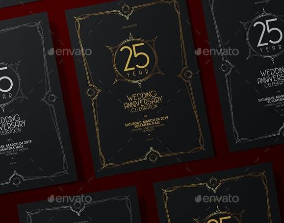 carte invitation élégante 1