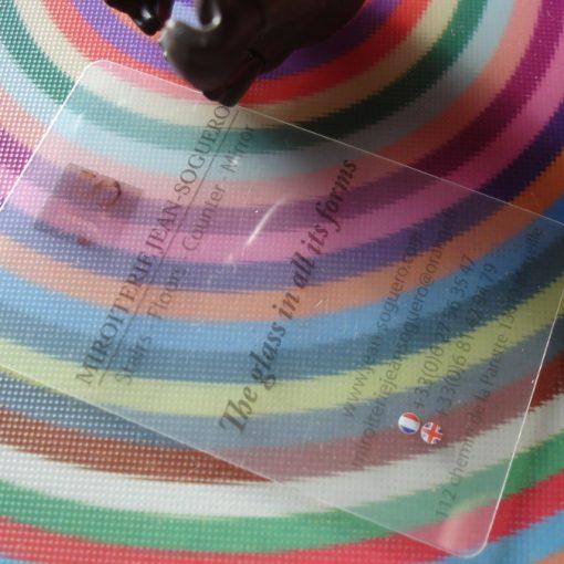 carte transparente pvc miroiterie 2